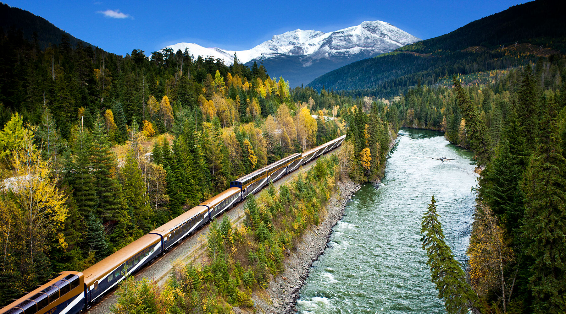 6 Classic Rail Vacations in Canada