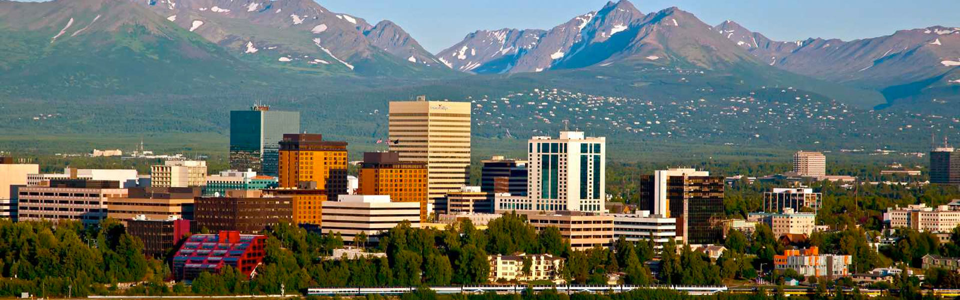 Anchorage Rail Vacations