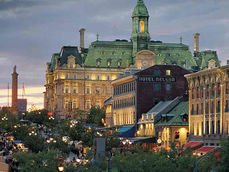 Atlantic Maritimes Explorer by Rail | Montreal