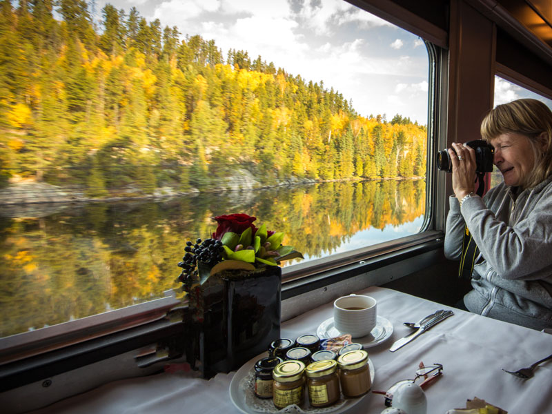 Atlantic Maritimes Explorer Train Trip  |  VIA Rail
