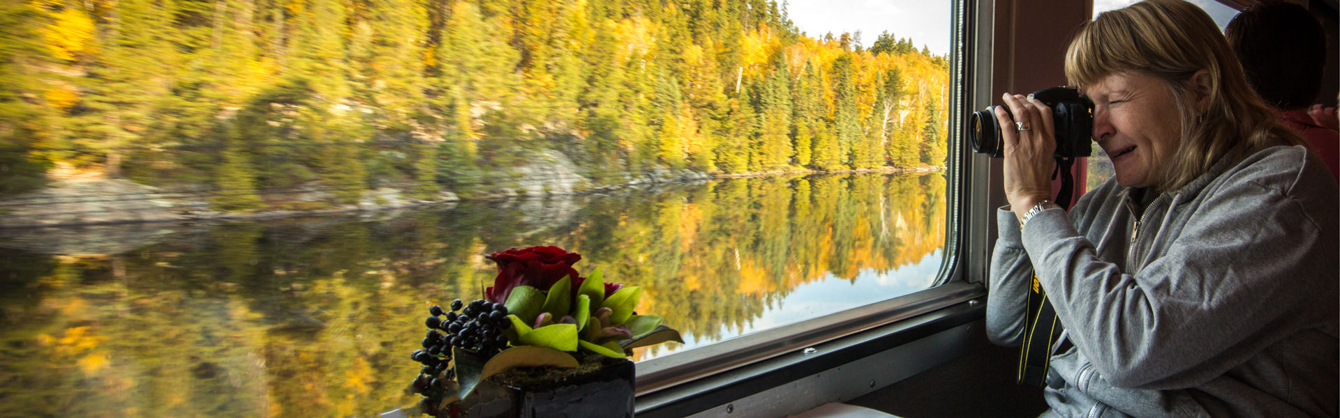 Eastern & Atlantic Canada Train Tours | Via Rail