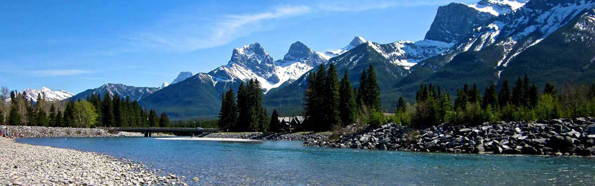 Western Canada Rail Vacations | Bow River
