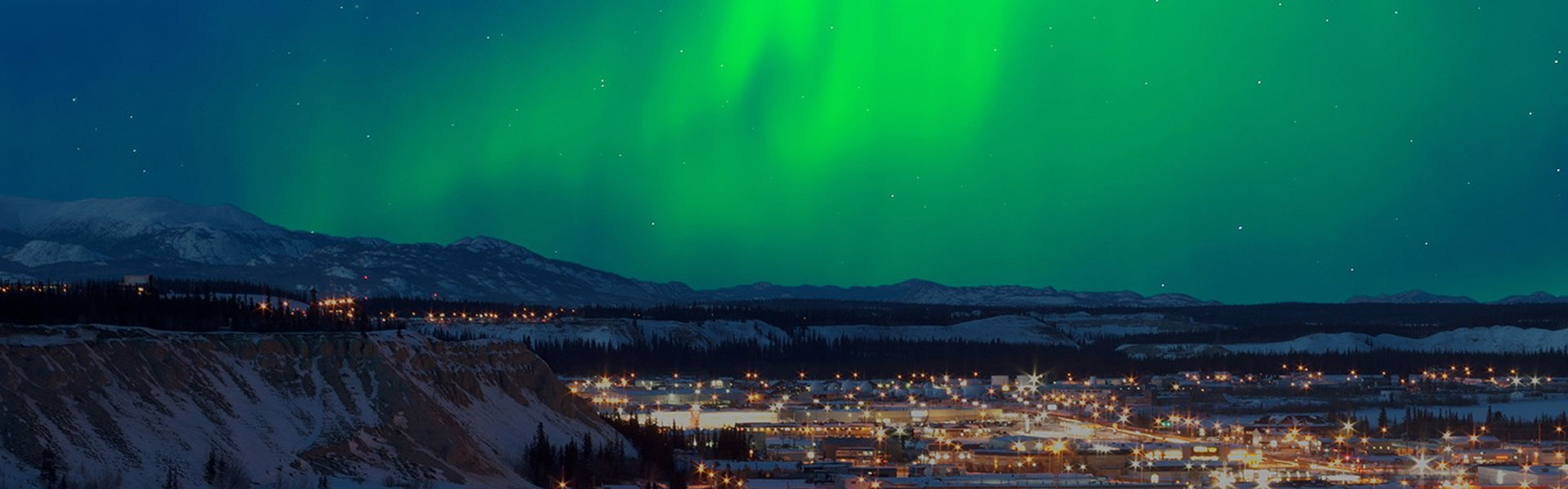 Whitehorse | Northern Lights Packages