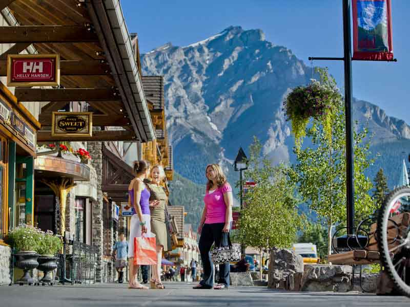 Canadian Rockies by Rail Grand Circle Tour | Banff