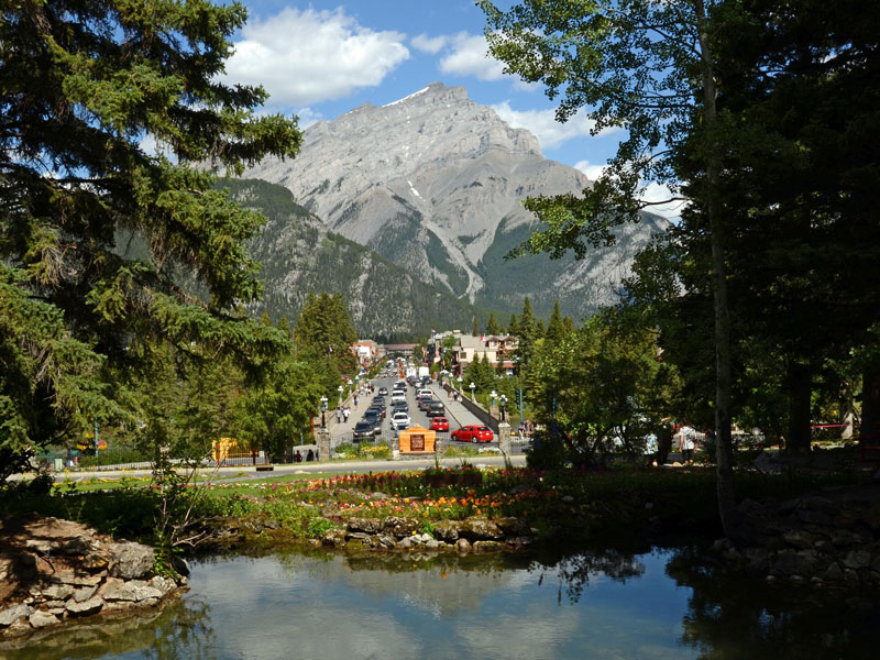 Canadian Trails Rail Across Canada | Banff