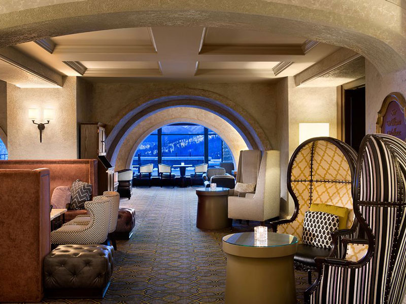 Stay at The Fairmont Banff Springs Hotel   Canadian Rockies Train Vacations