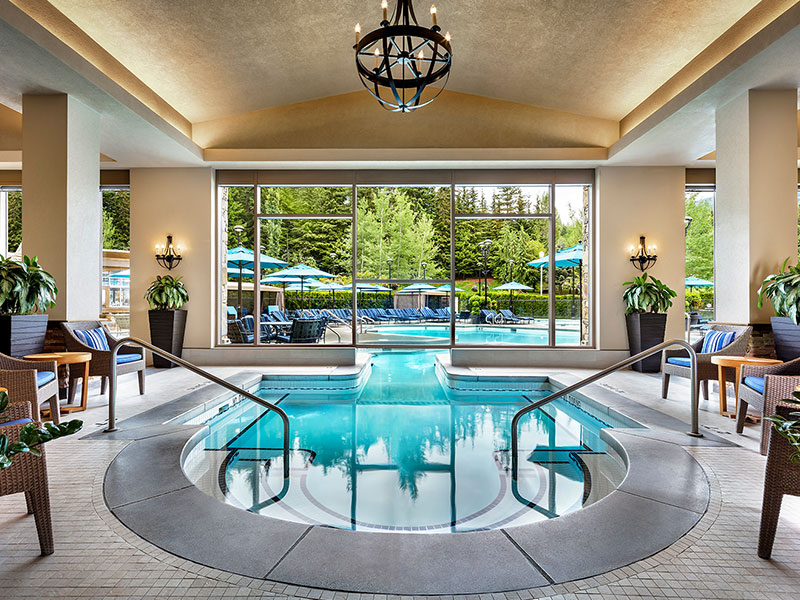 Stay at the Fairmont Chateau Whistler | Canadian Rockies Train Vacations