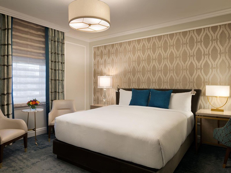 Stay at the Fairmont Empress Hotel Victoria   Canadian Rockies Train Vacations