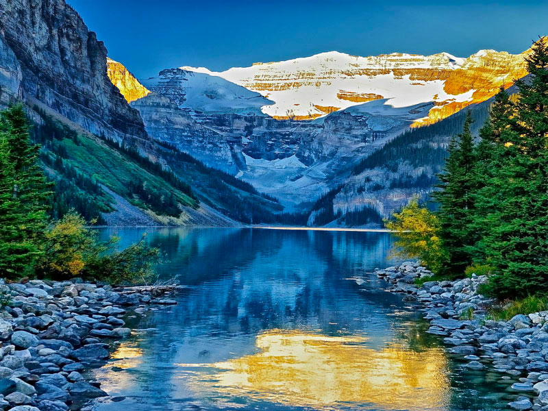 Jewels of the Canadian Rockies by Rail | Lake Louise