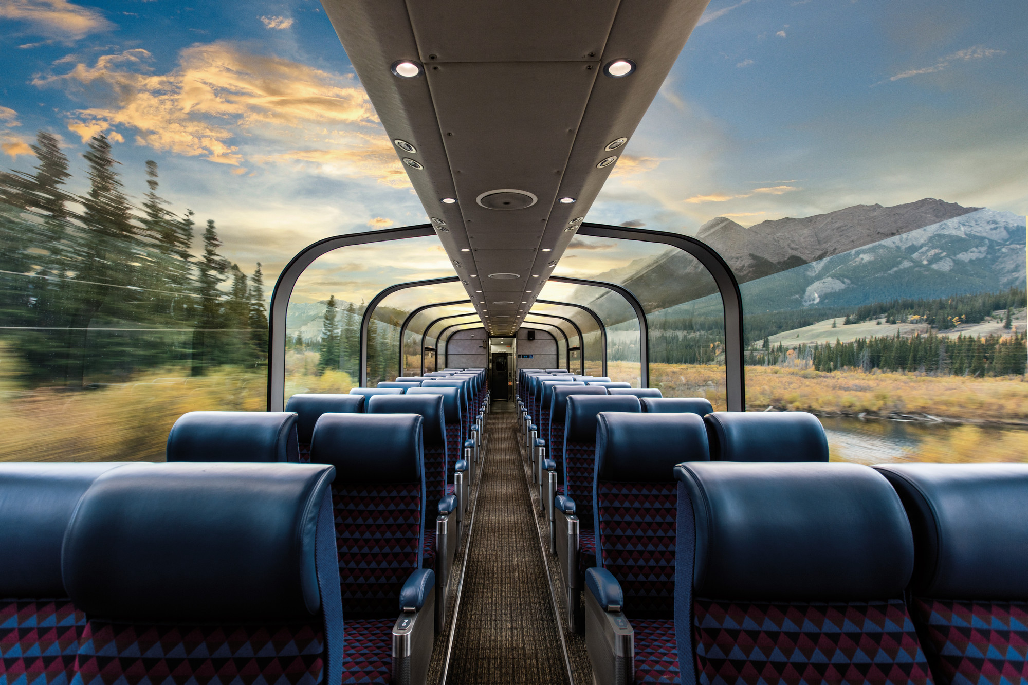 The Best Canadian Train Trips for 2021