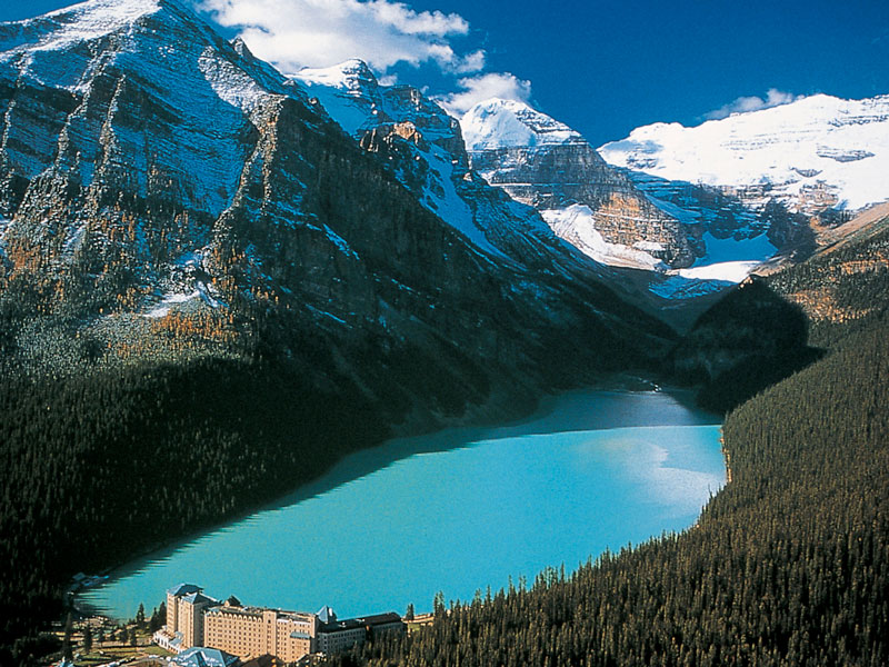 Trans Canada Rail Adventure | Peyto Lake Banff National Park