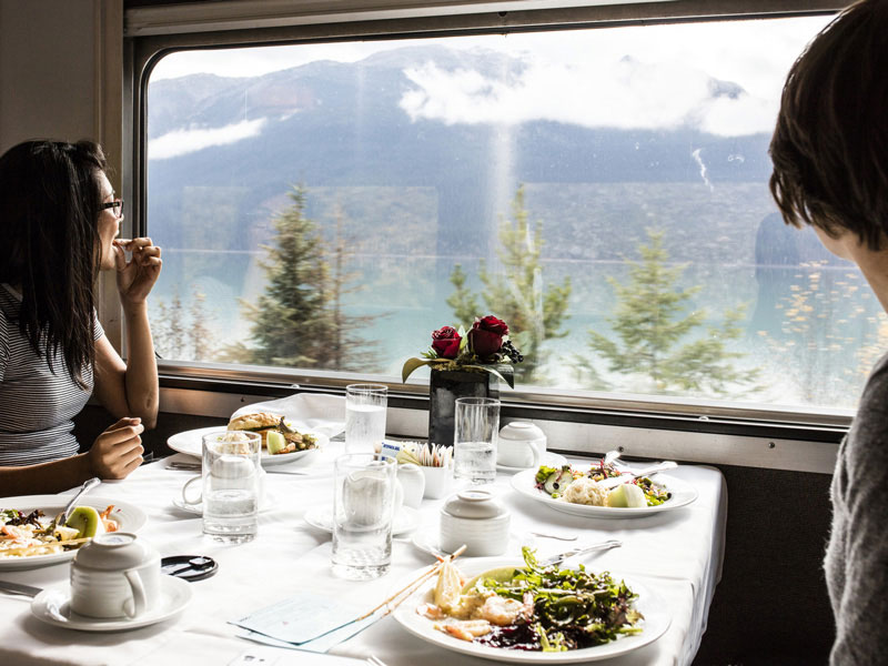 Vancouver & the Canadian Rockies Rail Vacation | VIA Rail