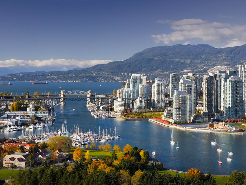 Canada Train Vacations | Vancouver